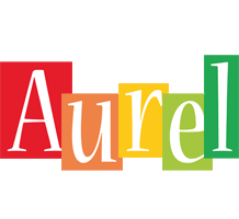 Aurel colors logo