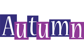 AUTUMN logo effect. Colorful text effects in various flavors. Customize your own text here: http://www.textGiraffe.com/logos/autumn/