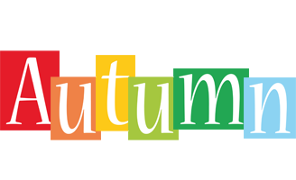 Autumn colors logo