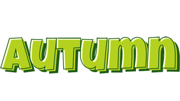 Autumn summer logo
