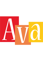 Ava colors logo