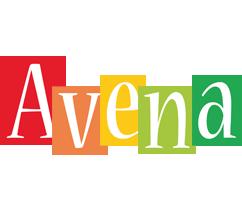 Avena colors logo