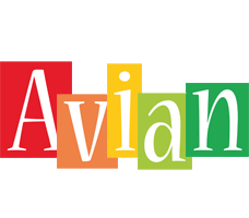 Avian colors logo