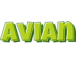 Avian summer logo