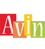 Avin colors logo