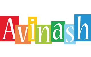 Avinash colors logo