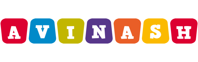 Avinash kiddo logo