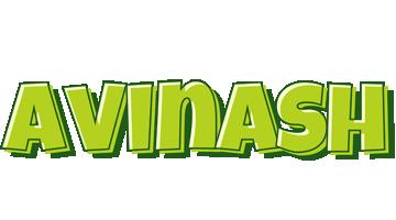 Avinash summer logo