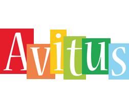 Avitus colors logo