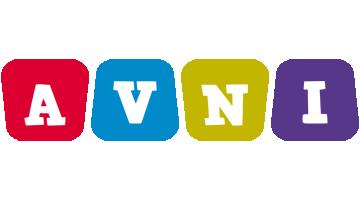Avni kiddo logo
