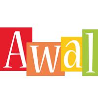 Awal colors logo