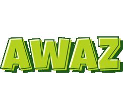 Awaz summer logo