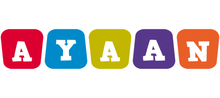 Ayaan kiddo logo