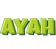 Ayah summer logo