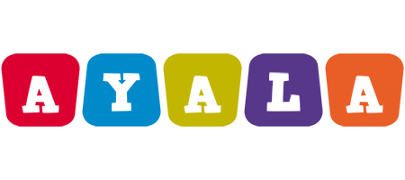 Ayala kiddo logo