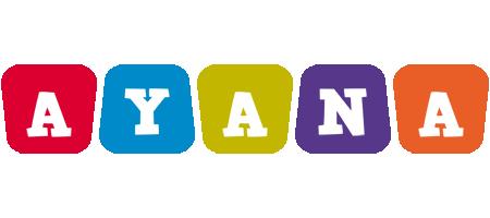 Ayana kiddo logo