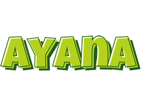 Ayana summer logo