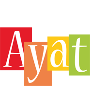 Ayat colors logo
