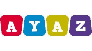 Ayaz kiddo logo