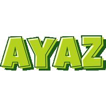 Ayaz summer logo