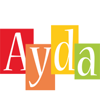 Ayda colors logo