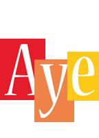 Aye colors logo