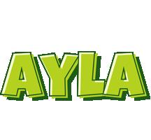 Ayla summer logo