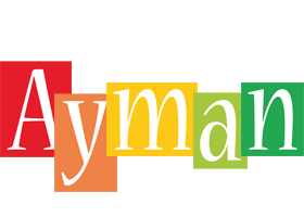 Ayman colors logo