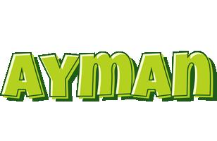 Ayman summer logo