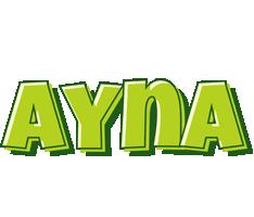 Ayna summer logo