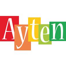 Ayten colors logo