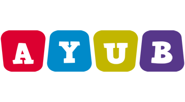 Ayub kiddo logo