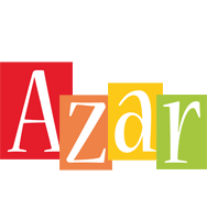 Azar colors logo