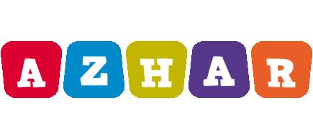 Azhar kiddo logo