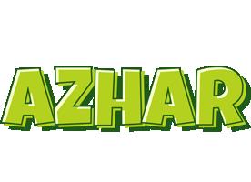 Azhar summer logo