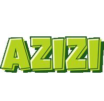 Azizi summer logo