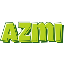 Azmi summer logo