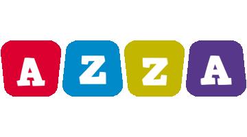 Azza kiddo logo