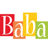 Baba colors logo