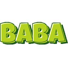 Baba summer logo