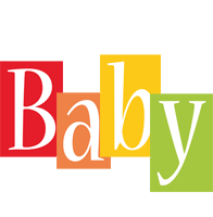 Baby colors logo