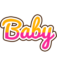Baby smoothie logo