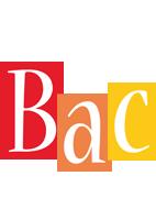 Bac colors logo