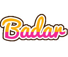 Badar smoothie logo