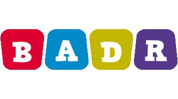 Badr kiddo logo
