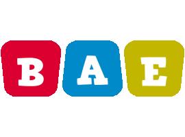 Bae kiddo logo