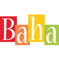 Baha colors logo