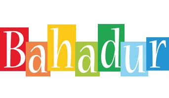 Bahadur colors logo