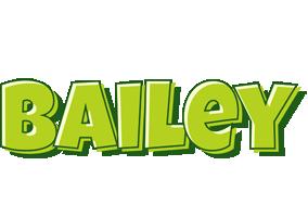 Bailey summer logo
