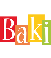 Baki colors logo